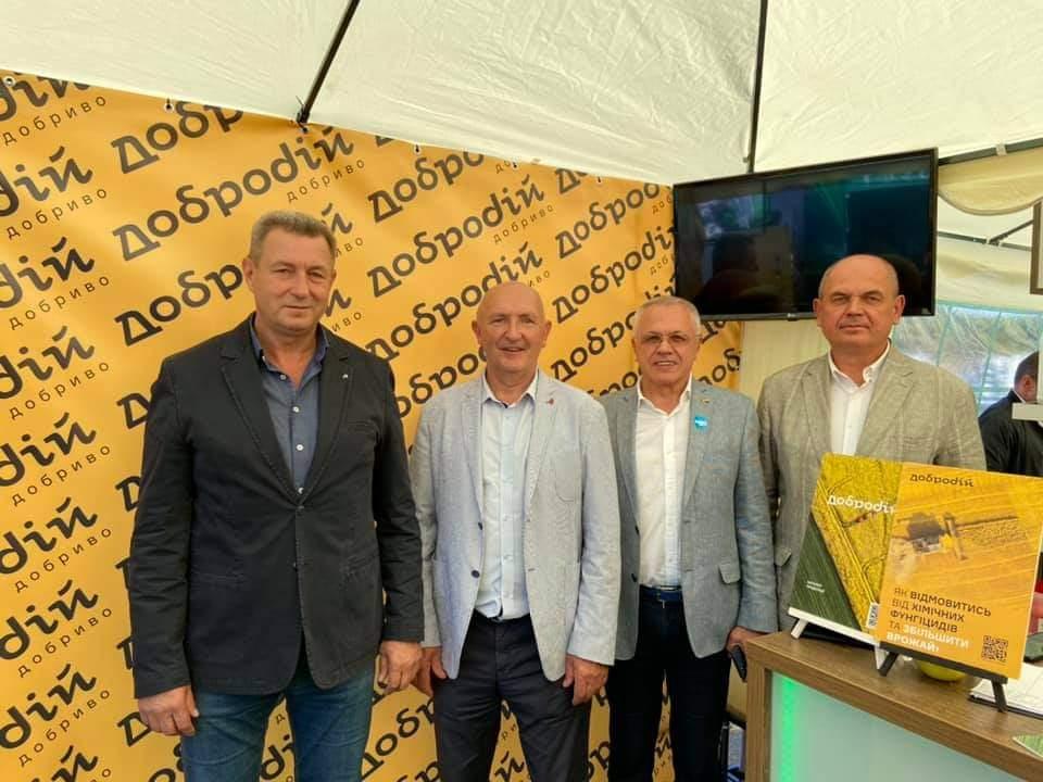 Другий день агровиставки «АГРО Вінниця-2021»