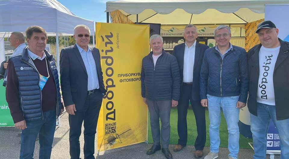 Масштабна агровиставка у Вінниці