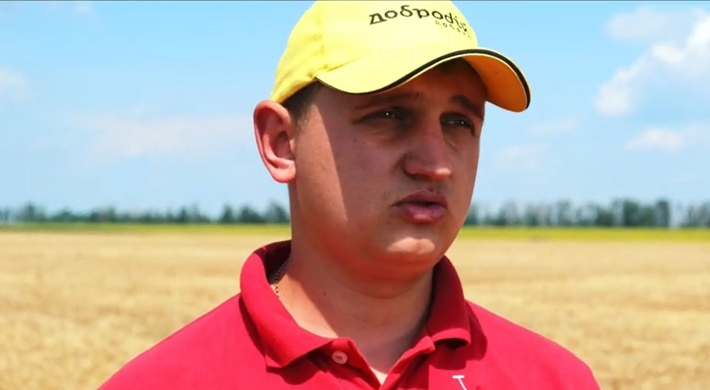 Досвід підвищення урожайності зернових з добривами ТМ Добродій